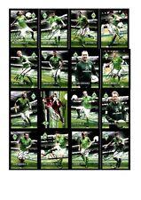 Autogrammkartensatz Werder Bremen 2011-12 40 Karten Original Signiert (235)