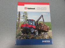 Valmet 840 Log Loader Brochure 6 page
