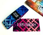 ZOX **I AM ENOUGH** Silver Strap med Wristband w/Card New Mystery Pack
