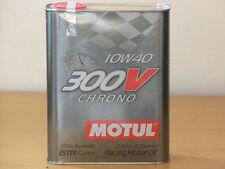 13,95€/l Motul 300V 10W-40 Chrono 2 Ltr