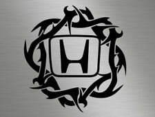 Honda Civic CRX Jazz Type R V-tec Accord Tribal Vinyl Decals Stickers Car Window
