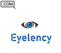 Eyelency.com  - Brandable Domain Name for sale - EYES LENS DOMAIN NAME