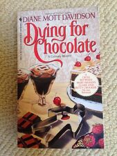 Goldy Schulz Culinary Mysteries: Dying for Chocolate book by Diane Mott Davidson