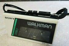 SONY WALKMAN PERSONAL CASSETTE PLAYER WM-22 -JAPAN MODEL