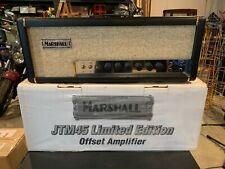 Marshall JTM45 Offset Head 1962 Reissue, 2000, 1 of 300