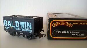 Mainline 37409 Baldwin Bristol & Birmingham coke wagon No 2030