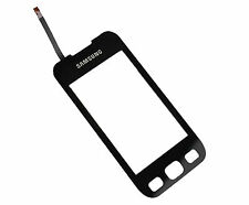 Samsung S5330 Pro 533 Wave 2 Top Front Touch Screen Digitizer Panel Black UK