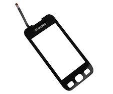 Samsung S5330 Pro 533 WAVE 2 avant supérieure écran tactile panneau numériseur UK Noir