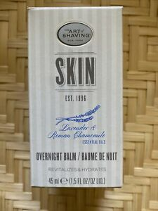The Art of Shaving SKIN Lavender & Roman Chamomile Overnight Balm 1.5 fl. oz