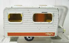 Matchbox Superfast Series No.31 Caravan Made In England By Lesney