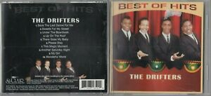 The Drifters  - Best of Hits (US) (CD, Feb-2008, St. Clair)