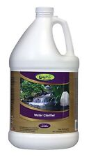 Super Concentrated Pond Water Clarifier treats 250,000 gallons settles particles
