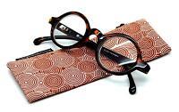 Occhiali da lettura da vista GoodLookers Kensington Marrone Lenti Asferiche