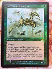 MTG Magic 1x Xantid Swarm ***Foil German*** Scourge LP