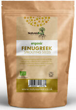 BIO Fenugrec Sprouting Seeds-Jardin Superfood non OGM microgreen Sprouts
