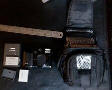 EUC Canon Powershot G10 DSLR Bridge Camera&Accessories!