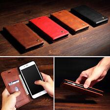 Samsung Galaxy J3 J4 J6 J7 J8 A7 2018 A750 Flip Leather Card Magnetic Case Cover