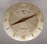 Gents watch movement for parts, Sully Special, calibre eta 1152.