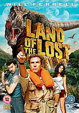 LAND OF THE LOST DVD WILL FERRELL COMEDY
