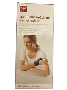 Bort Medical  Soft Daumen Schiene Plus Daumenorthese Small