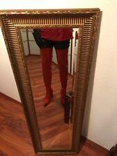 Latex Overknee Stiefel rot Gr. 46-47 NEU