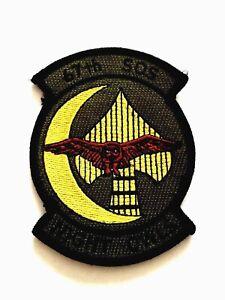 67th SOS - MC-130P - RAF Mildenhall - squadron patch