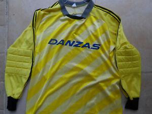 maillot football vintage gardien 80's