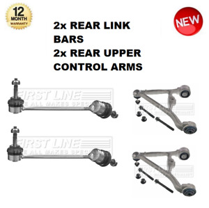 FOR JAGUAR S-TYPE REAR UPPER ARMS AND REAR LINK BARS