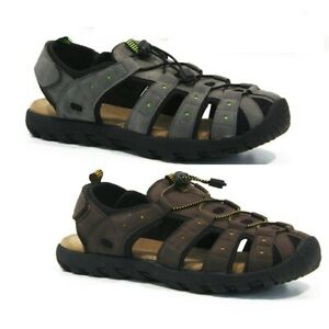 MENS SPORTS TREKKING TRAIL WALKING TOGGLE SUMMER SHOES BEACH SANDALS SIZES