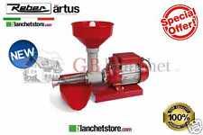 PRESSE TOMATES REBER  ARTUS 9008NE 400 watt 220 volt