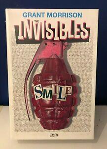 THE INVISIBLES Omnibus Hardcover NEW & SEALED Grant Morrison DC VERTIGO