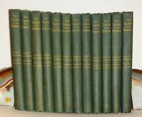 The Classic and the Beautiful 12 Volume Select Edition 1901-1904 Vintage Rare