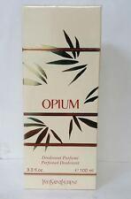 Opium by Yves Saint Laurent Perfume Deodorant Spray  3.3 / 3.4 oz New In Box