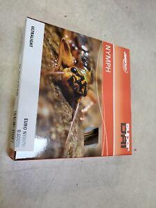 0.60MM Airflo Euro Nymph Fly Line Camo Olive / FL Orange