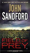 Field of Prey (Lucas Davenport) by John Sandford