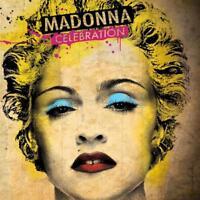 Madonna Celebration 2009 Stretch Album Cover Canvas Wall Art Poster Print