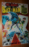 BATMAN #208 80 PAGE GIANT GIL KANE ART G-55   8.0/8.5