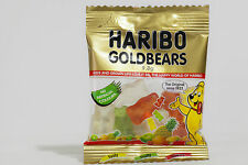 Brand New Haribo Goldbears Gummy Bears Sample Pack Free Fast Shipping