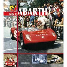 Genuine Servizio Nuovo di Zecca ABARTH manutenzione libro in francese 60439278