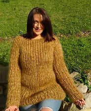 Exclusive Longhair mohair sweater L XL XXL by LanaKnittings