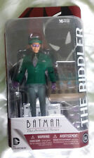 DC COLLECTIBLES BATMAN THE ANIMATED SERIES THE RIDDLER #14 ACTION FIGURE - NEW