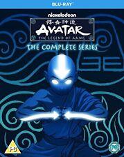Avatar - The Last Airbender Series 1 to 3 Blu-ray UK BLURAY