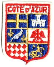 ECUSSON A COUDRE COTE D'AZUR 06 ALPES MARITIMES 6 X 5 CM