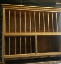The Oakfield..Traditionally Crafted Plate Rack ***Standard or Tailored sizes***