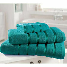 Kensington Egyptian Luxurious Towel Teal 100 Cotton With Extra Absorbency Bath Towel 70x120cms