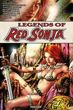 LEGENDS OF RED SONJA VOL #1 TPB Gail Simone Collecting #1-5 Dynamite Comics TP