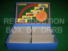 Dinky # 22 Motor Vehicles Set (Hornby Series) – Reproduction Box by DRRB