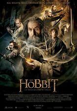 Lo Hobbit - La Desolazione Di Smaug poster film  70x100