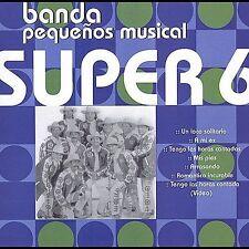 Banda Pequenos Musical : Super Seis CD