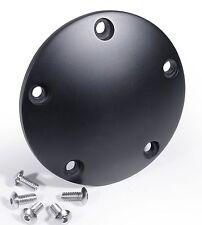 Pointcover Zündungsdeckel schwarz für Harley-Davidson Big Twin Cam